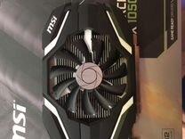 Видеокарта MSI GeForce GTX 1050 OC (GTX 1050 2G)