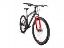 Велосипед Forward Sporting 27,5 2.0 disc (2019) 19