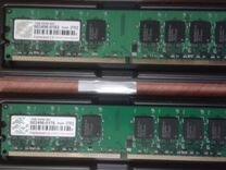 DDR2 800 1Gb Transcend