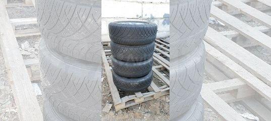 Шины nitto r18 в комплекте с дисками