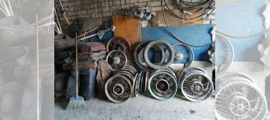 Колеса на мотоцикл СССР