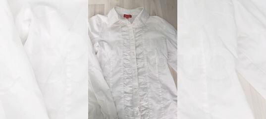 33a329f6381 Белые блузки для школы купить в Свердловской области на Avito — Объявления  на сайте Авито