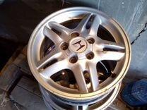 Литые заводские диски Хонда CRV