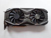 Видеокарта Zotac GeForce GTX 1080 ti AMP edition