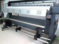 Принтер 1,6 Ы-S,экосольвентный принтер,плоттер