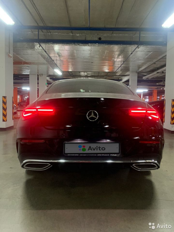 Mercedes-Benz CLA-класс, 2019  89184503218 купить 1