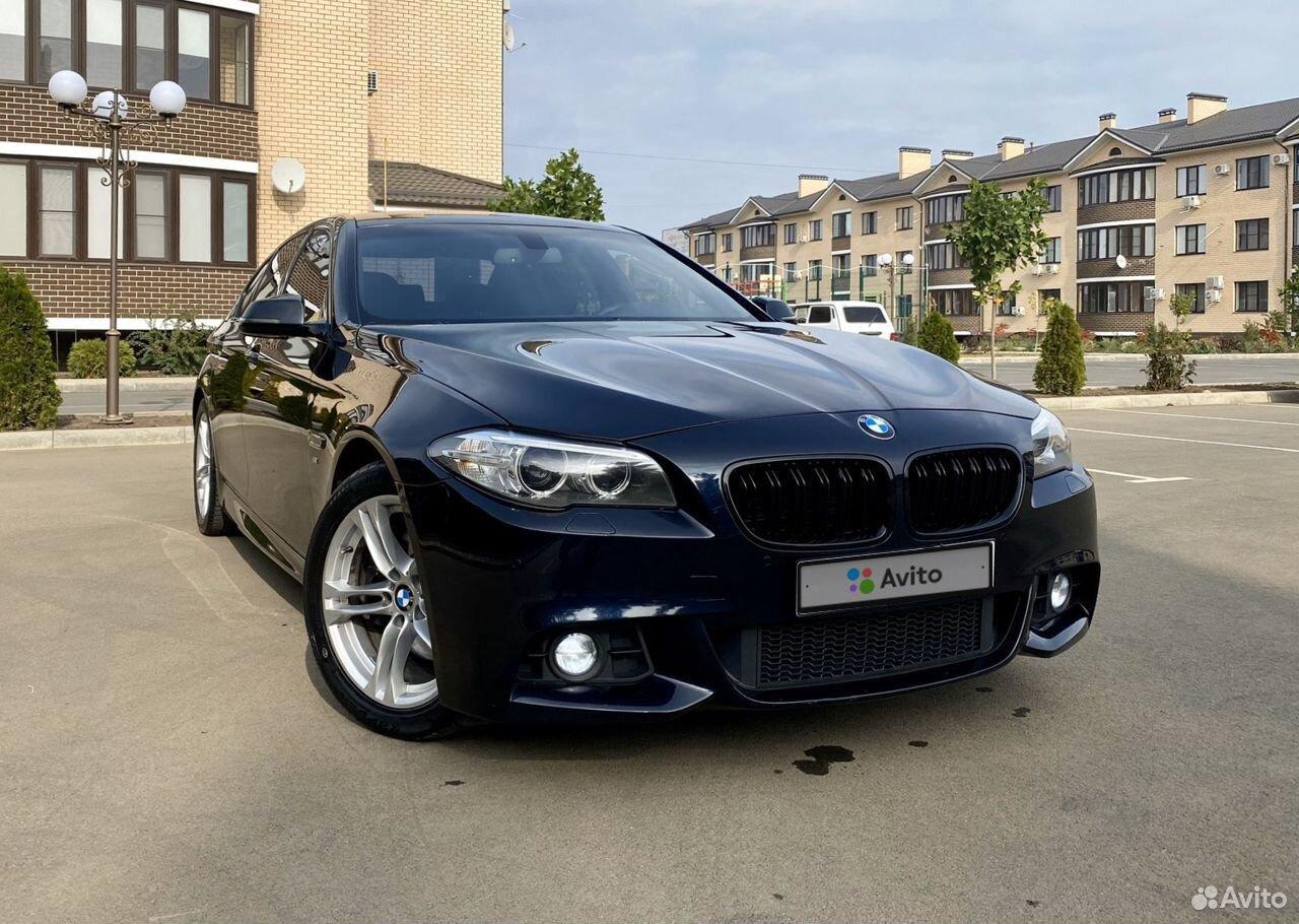 BMW 5 серия, 2013  89283335590 купить 3