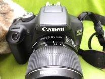 Canon 2000d + китовый объектив