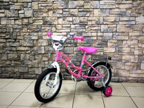 Велосипед для вашей малышки