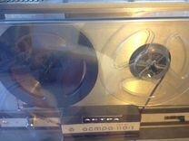 Катушечный магнитофон — Аудио и видео в Челябинске