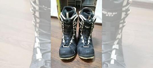 Ботинки для сноуборда USD pro купить в Ивановской области на Avito —  Объявления на сайте Авито 48efe152345