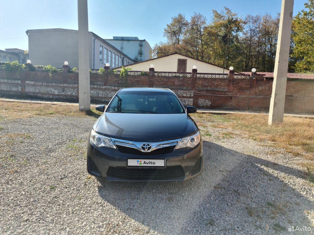 Toyota Camry, 2012  89888756912 купить 1