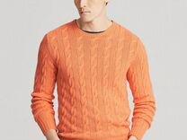 Ralph lauren свитер кашемир