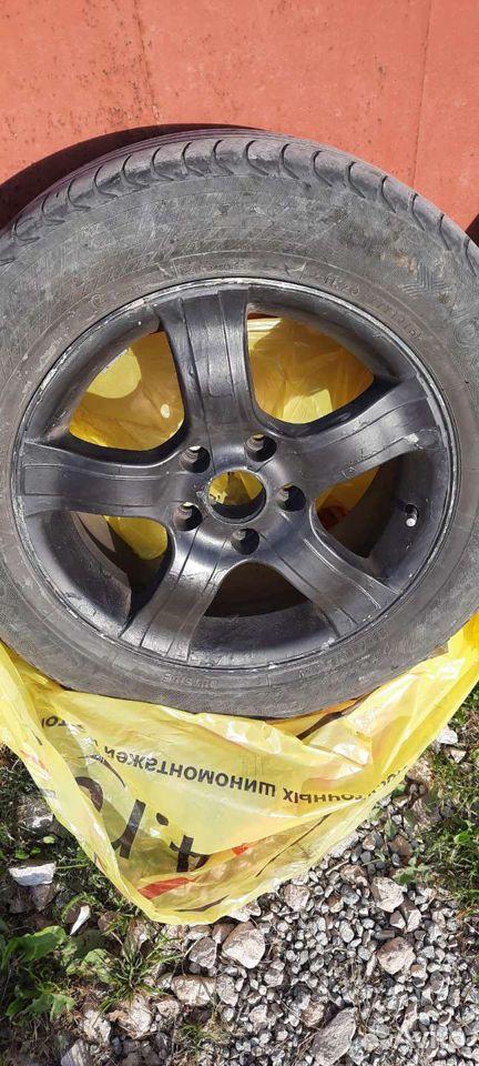 Колеса от honda civic 4d  89105266717 купить 4