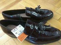 Новые лоферы Zara, 39размер — Одежда, обувь, аксессуары в Перми