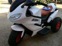 Детский электро мотоцикл — Товары для детей и игрушки в Великовечном