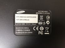 Клавиатура беспроводная SAMSUNG EKD-K11rwegser