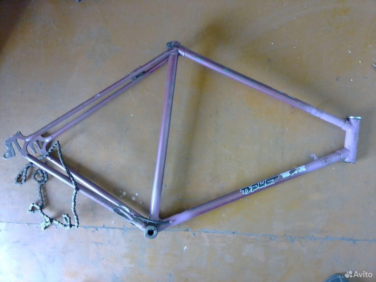 Рама велосипедная  89146377207 купить 1