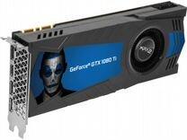 Топовая видеокарта KFA2 GeForce GTX 1080 Ti