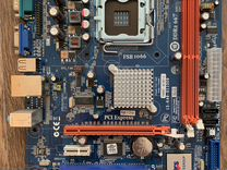 Материнская плата S775 DDR2 большой выбор