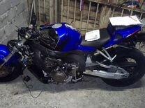 Honda cbr1000rr 04-07 разбор