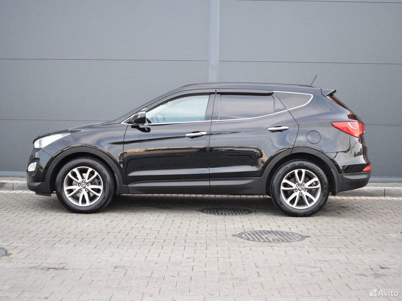 Hyundai Santa Fe, 2012  84012391573 купить 2