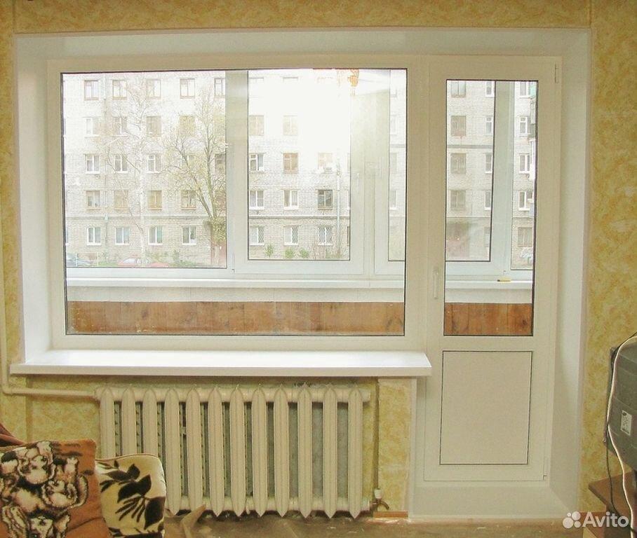 Балконный блок/ Окна пластиковые  89510779674 купить 6