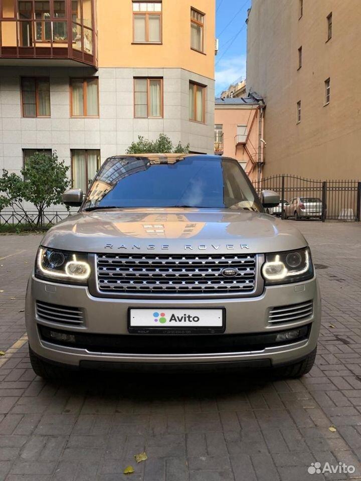 Land Rover Range Rover, 2013  89586039357 купить 4