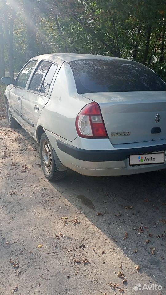 Renault Symbol, 2004  89092662472 купить 4