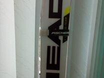 Горные лыжи юниорские GS 173