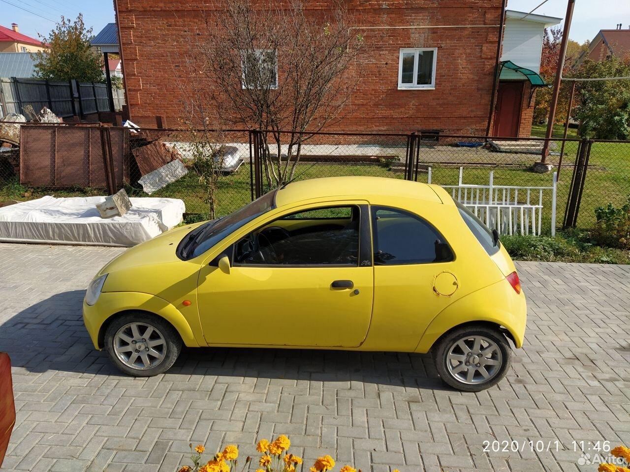 Ford Ka, 2000  89379356431 купить 2