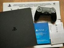 Sony PS4 Slim 500 гб на гарантии