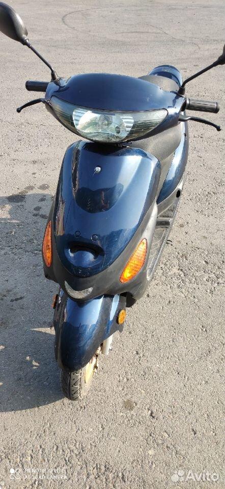 Скутер BM Joy 50  89511523341 купить 6