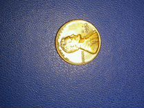 Монета Цент-1954 США