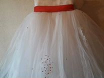Продам платье на выпускной девочке 6-8лет