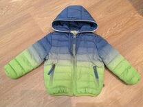 Куртка р.80-86 (весна)