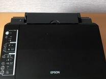 Мфу Epson Stylus TX209
