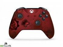 Джойстик xbox ONE Gears of War 3.5 Red