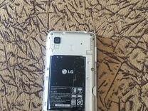 LG, не работает