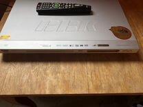 DVD плеер с караоке и usb входом