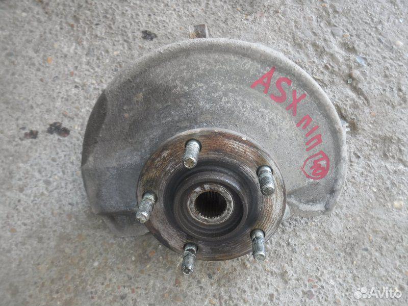 Кулак передний правый Mitsubishi Asx 2Wd 4A92 1.6  89874733911 купить 1