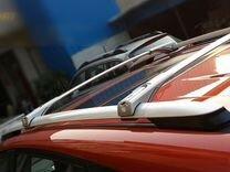 Рейлинги с поперечинами Toyota Rav4