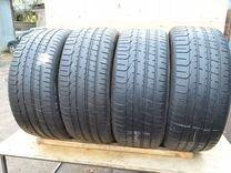 Шины летние 255 40 20 Pirelli Pzero 86B
