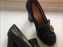 Туфли Gucci Marmont 36 размера оригинал