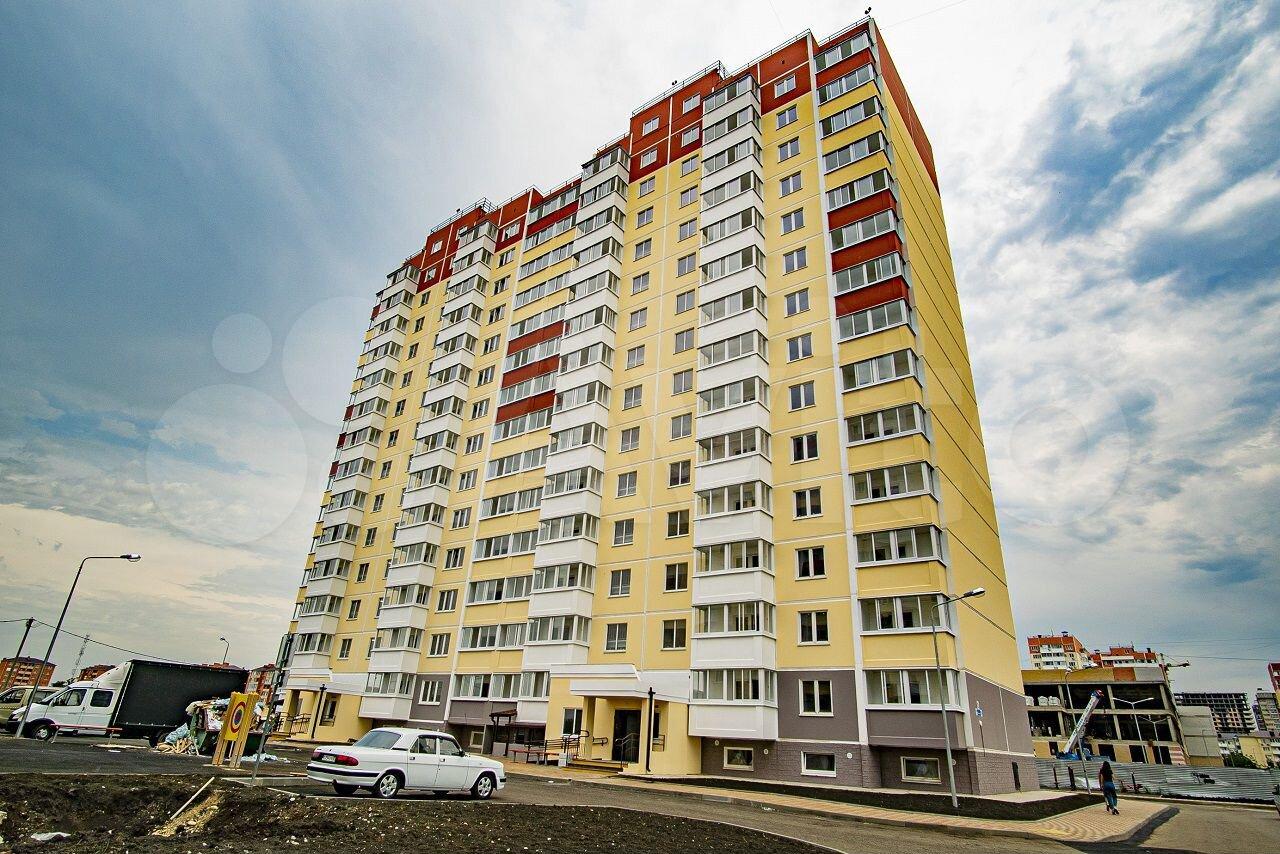 2-к квартира, 55.1 м², 2/14 эт.  88613258698 купить 2