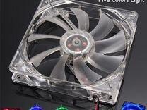 Вентилятор 120мм LED