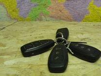 Ключ брелок рыбка Форд бесключевик, бесключевой