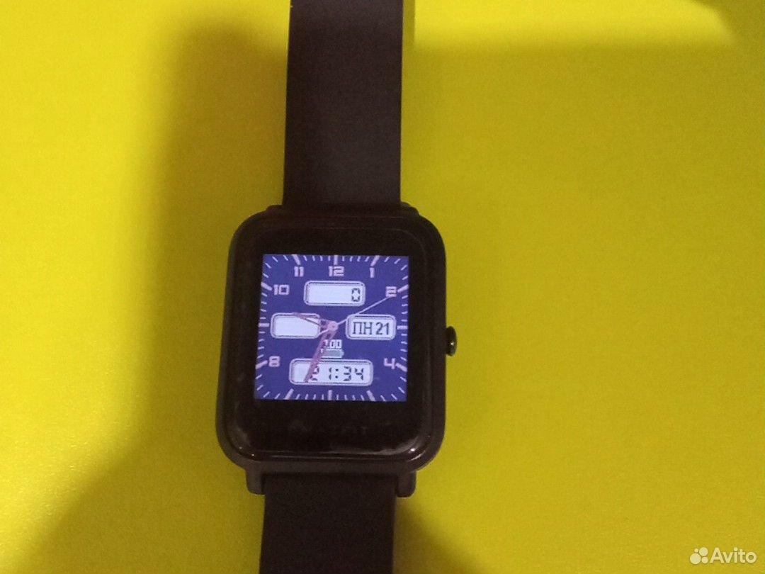 Умные часы Amazfit bip lite  89835888655 купить 1