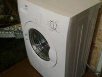 Машинка стиральная zanussi slim