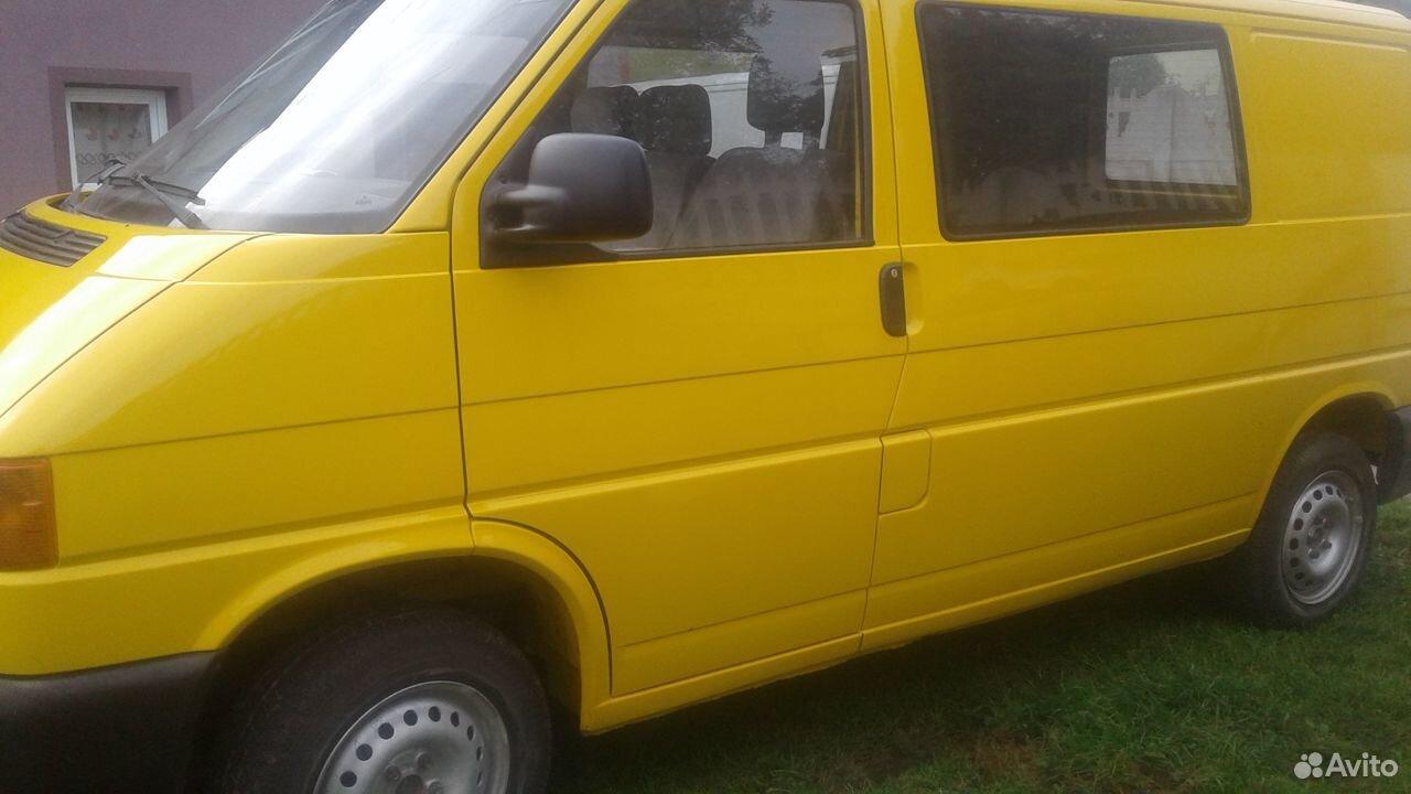 Volkswagen Transporter, 1998  89003518483 купить 2